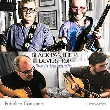 Black Panthers (feat. Giovanni Caviezel, Giovanni Salvadori, Michele Piumini, Tommaso Collini) [Live]