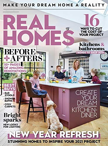 REAL HOMES (English Edition)