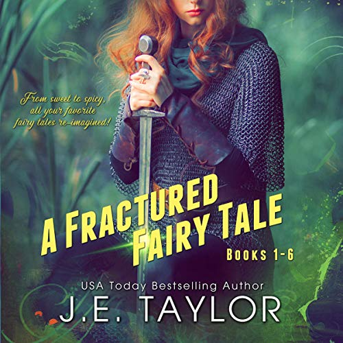 Fractured Fairy Tales: Books 1-6 audiobook cover art