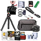 Nikon Z 50 Creator's Kit with Z 50 DX-Format Mirrorless Camera and Z DX 16-50mm f/3.5-6.3 VR Lens - Bundle with 64GB SDXC Card, Peak Camera Cuff Wrist Strap, Screen Protector, Mac Software, and More