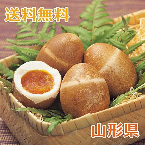 スモッち(半熟燻製卵) 10個ギフト箱【山形県】【産地直送】