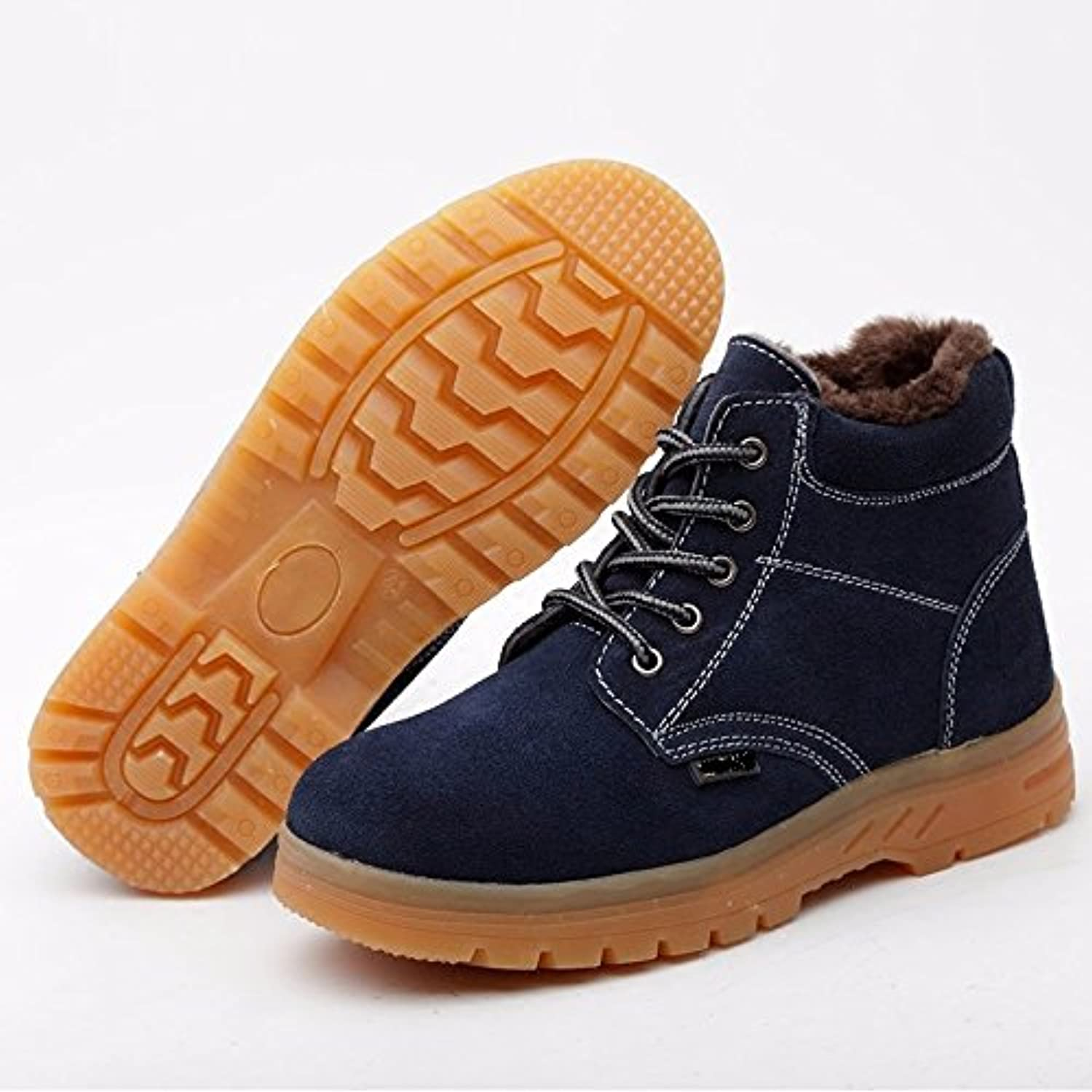 Outdoor warm Martin boots for men