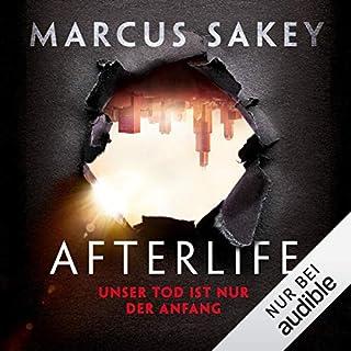 Afterlife: Unser Tod ist nur der Anfang Titelbild