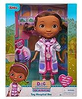 Doc Mcstuffins Toy Hospital Doc Doll ドックはおもちゃドクター人形 23センチ [並行輸入品]