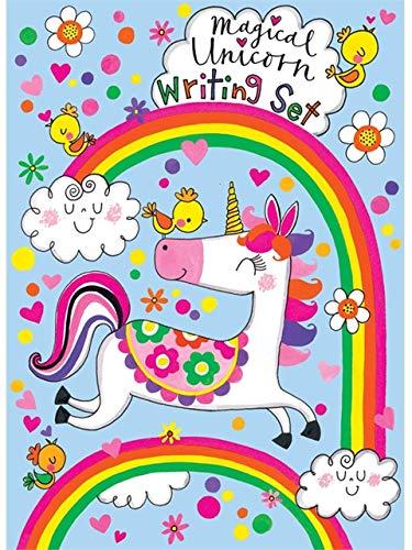Rachel Ellen unicornio Escritura Juego