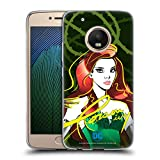 Head Case Designs Officiel DC Women Core Ivy Compositions Coque en Gel Doux Compatible avec Motorola...