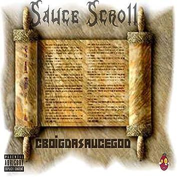 Sauce Scroll