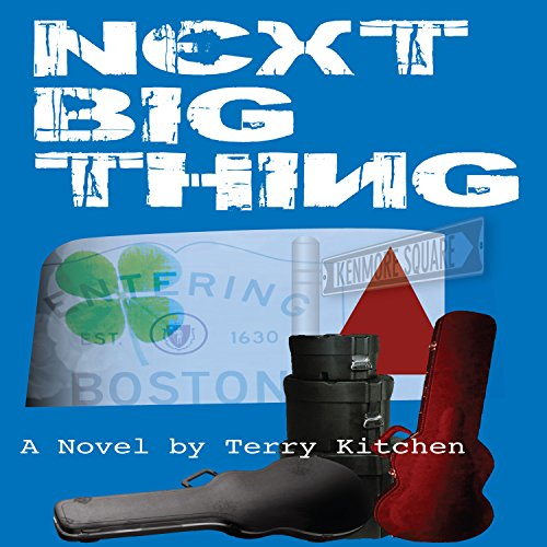 Next Big Thing audiobook cover art