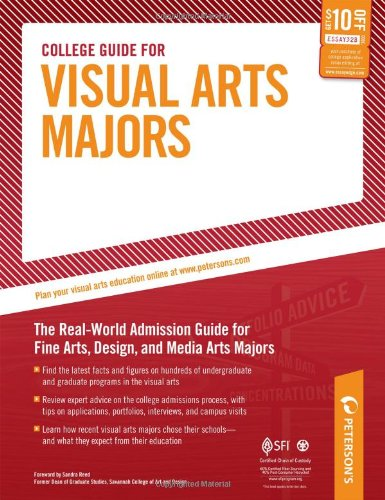 College Guide For Visual Arts Majors Petersons College Guide For Visual Arts Majors