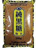 内容量:500g 原材料:黒糖(さとうきび) 商品サイズ(高さ×奥行×幅):30mm×254mm×174mm