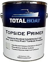 TotalBoat Topside Primer (White, Gallon), Model:365404