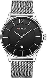 Curren Casual Watch For Men Analog Stainless Steel - M8231