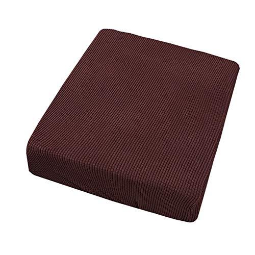 DELITLS Dustproof Fashion Solid Home Decoration Polyester Universal Sofa Cover Elastic