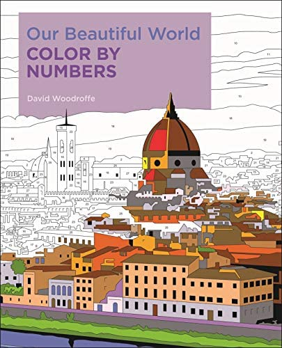 Our Beautiful World Color by Numbers Arcturus Color by Numbers Collection product image