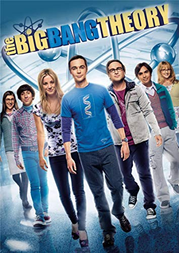 lubenwei The Big Bang Theory Posters Canvas Painting Posters and Prints Wall Art Picture for Living Room Home Decor (AO-2845) 50x70cm No frame