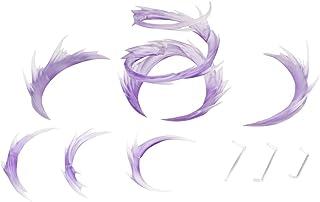 魂EFFECT WIND Violet Ver. ノンスケール PVC&ABS製