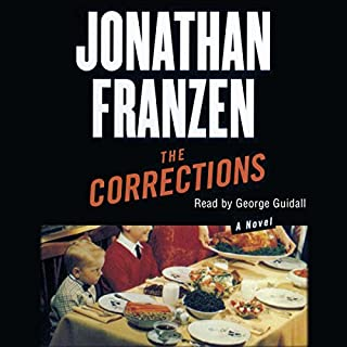 The Corrections audiobook cover art