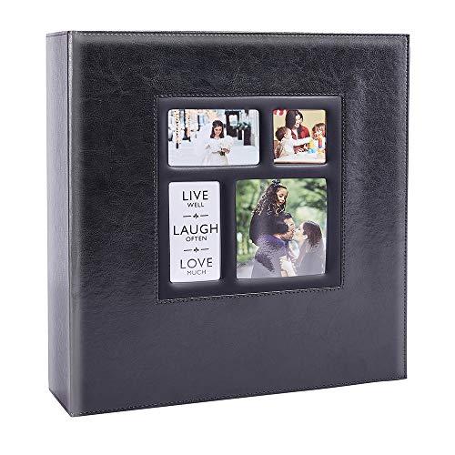 Artmag Photo Album 4x6 800 Photos, Large Capacity Wedding Family Leather...