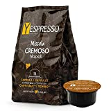 Yespresso Caffitaly compatibili, Cremoso - 240 capsule