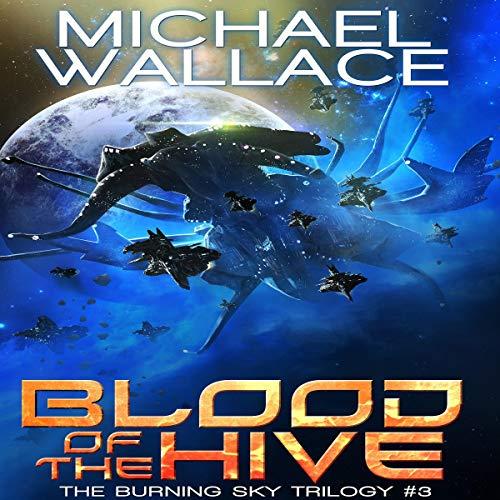 Couverture de Blood of the Hive
