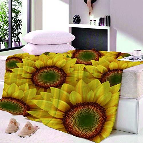 WFF-chair 3D Lebendige Hautfreundliche Fleece-Sofadecke, Sherpa Decke Warm weich und bequem Plüsch Licht Cozy Blanket Beach Blanket for Sofas, Betten, Vier Jahreszeiten (Size : 70x100cm)