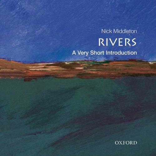 Rivers audiobook cover art