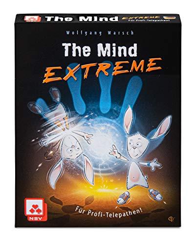 NSV - 4091 - The Mind - Extreme - Kartenspiel