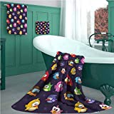 Angry Birds Towel Sets