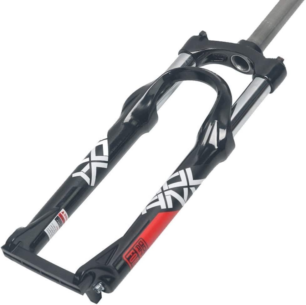 SLRMKK MTB Bicycle Animer Miami Mall and price revision Suspension Fork 24 Oil Spring 28. in Straight