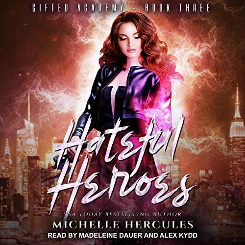 Hateful Heroes cover art