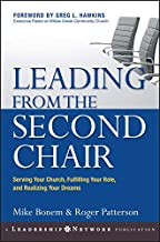 leading from the second chair book