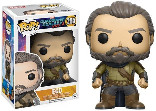Funko Pop! - Bobble: Marvel: Guardians Of The Galaxy 2: Ego (12777)