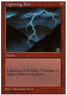 Magic: the Gathering - Lightning Bolt - Anthologies