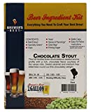 Brewer's Best One Gallon Home Brew Beer Ingredient Kit (Chocolate Stout)