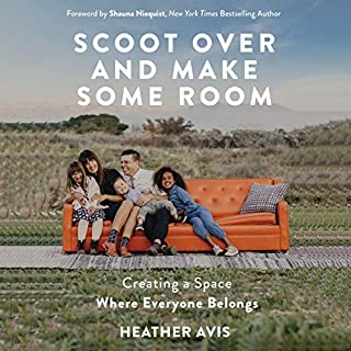 Scoot Over and Make Some Room audiobook cover art