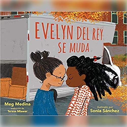 Evelyn Del Rey se muda [Evelyn Del Rey Is Moving Away] cover art