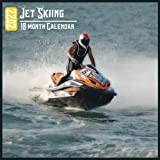 Jet Skiing Calendar 2022: 18 Month Calendar Jet Skiing, Square Calendar 2022, Cute Gift Idea For Jet Skiing Lovers Women & Men, Size 8.5 x 8.5 Inch Monthly