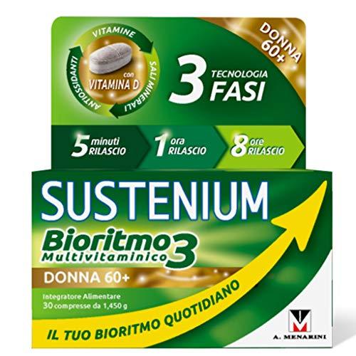 Sustenium Bioritmo3 Donna 60+ - 0.08 kg