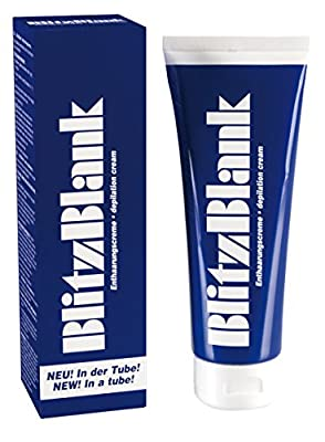 Orion 125 ml Blitz Blank Shaving Cream by Orion