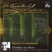 Anthology of Cavaille Coll 2