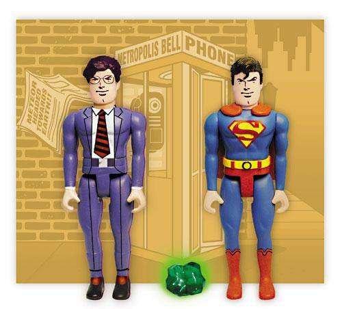 Pocket Heroes DC Comics Pocket Super Heroes 2: Superman & Clark Kent