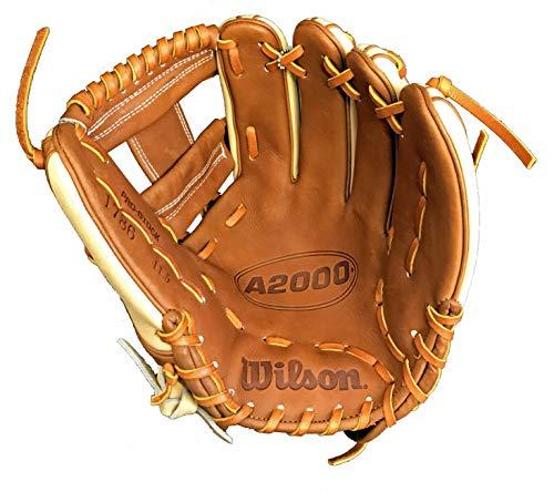 "Wilson A2000 1786 11.5"" Infield Baseball Glove Custom Color- Right Hand Throw"