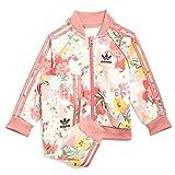 adidas Her Studio London Floral - Chándal rosa para niña GN2261 Rosa 6-9 Años