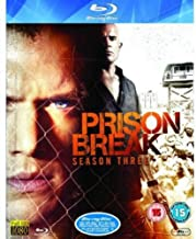 Prison Break: Complete Season 3 (2 Blu-Ray) [Edizione: Regno Unito] [Reino Unido] [Blu-ray]