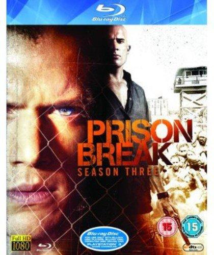 Prison Break [Blu-ray]