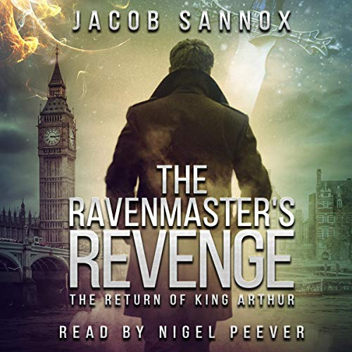 The Ravenmaster's Revenge cover art