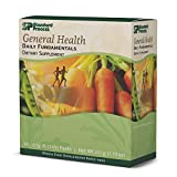 Standard Process General Health Daily Fundamentals - Maintain Optimal Health with Vitamin D, Zinc, Vitamin C, Iron, Vitamin B12, Vitamin A, Iodine, Copper, Vitamin B6, DHA, EPA - 60 Pack