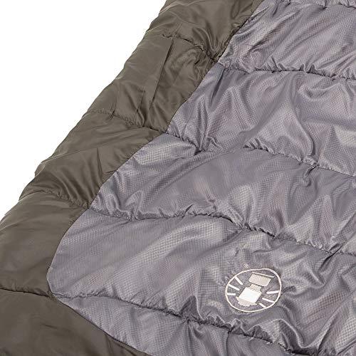 Coleman Big Basin 15 Big and Tall Adult Sleeping Bag