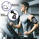 i-Tronixs 2 in 1 FITNESS SPORTS PACK BLACK with Running