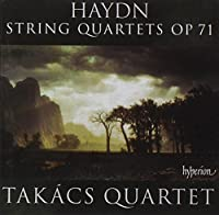 Haydn: String Quartets Opus 71 by Takacs Quartet (2011-11-08)